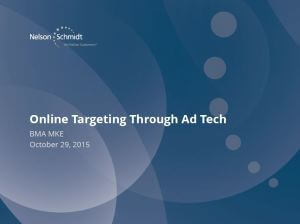 Online Targeting through Ad Tech