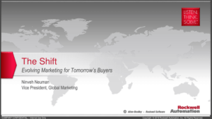 The Shift – Rockwell's Marketing Evolution to Drive Greater Sales and Loyalty
