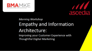 Empathy and Information Architecture