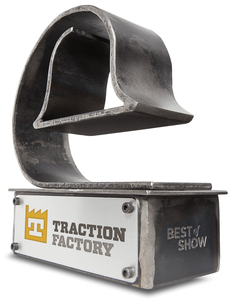 Best of Show - Traction Factory
