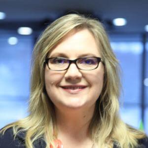 Jodi Marose<br /> Marketing Communications Manager<br /> CASE Construction Equipment